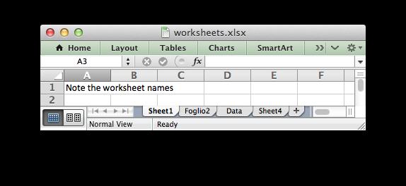 The Workbook Class — XlsxWriter Documentation